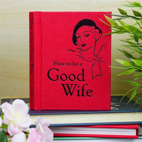 presents for wife how to be a good wife buy from prezzybox com