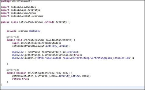 layout xml java webview eclipse android forum androidpit