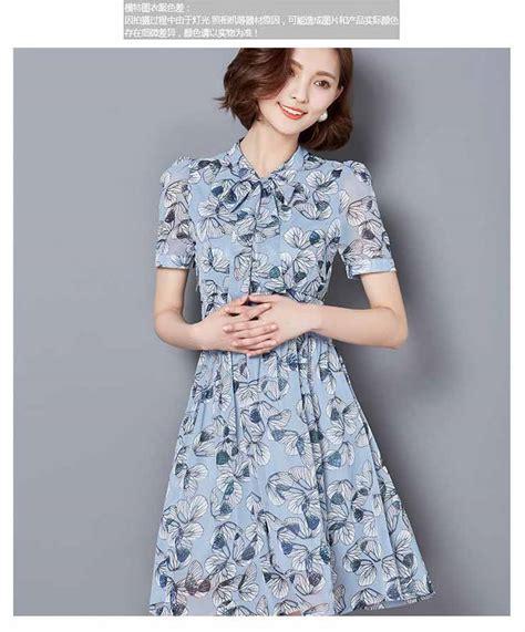 Celana Dalam Wanita Motif Pita dress wanita motif cantik pita terbaru myrosefashion