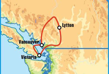 Motorrad Mieten Vancouver by Kanada Motorradtouren Eaglerider