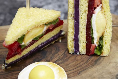 winter club sandwich andaz
