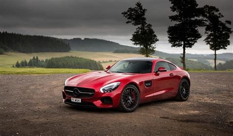 The Red Beast: From Car Spotter To RENNtech AMG GT S Owner