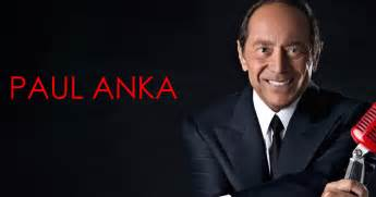 paul anka see paul anka at count basie theatre
