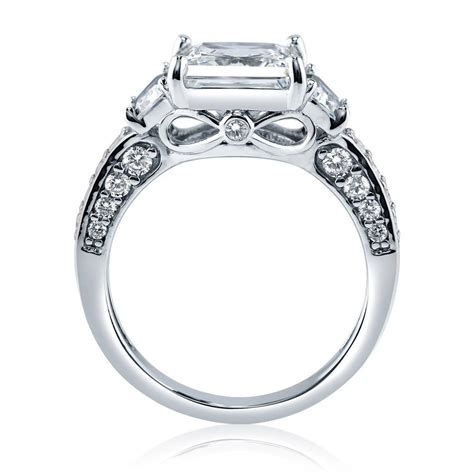 berricle sterling silver princess cut cz 3