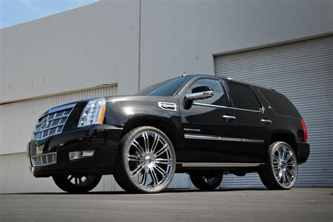 cadillac escalade black rims cadillac escalade wheels wheels and tires 18 19 20 22 24 inch