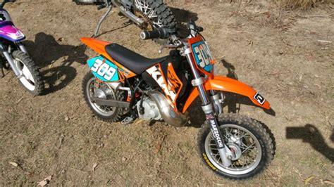 2008 Ktm 50 Sx Mini 2008 Ktm 50 Sx Mini My08 Bike Sales Qld Brisbane 2748426