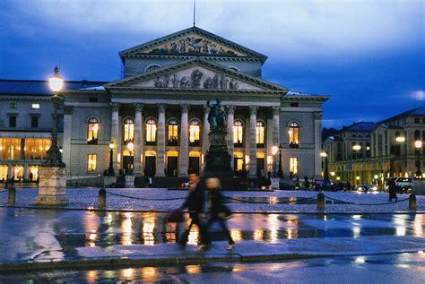 buy house in munich bavarian state opera munich