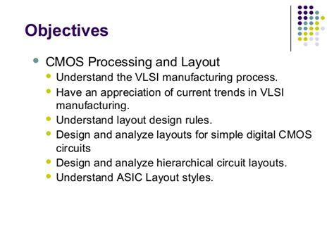 layout design rules in vlsi nptel vlsi