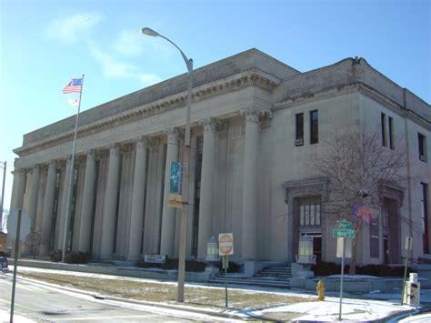 Rockford Post Office by Rockford