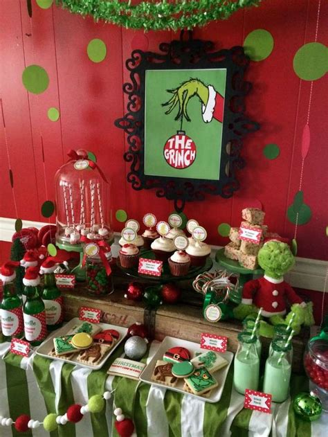 25 best ideas about grinch party on pinterest huge fbb