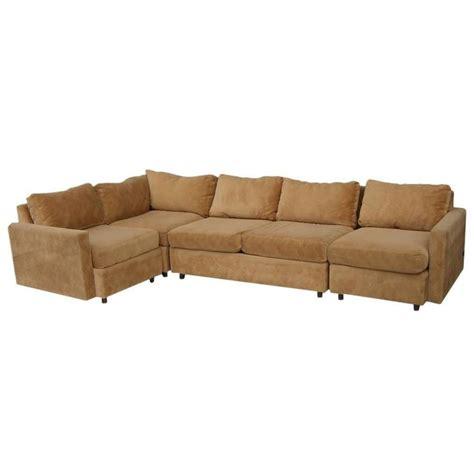 vintage milo baughman thayer coggin sectional sofa at 1stdibs