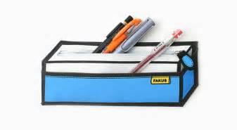 Style Pencil Kotak Pensil Optical Illusion Pencil Cases Pencil Cases