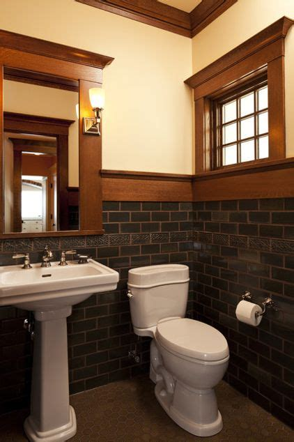 Craftsman Style Bathroom Ideas by Bathroom Workbook 7 Elements Of Craftsman Style