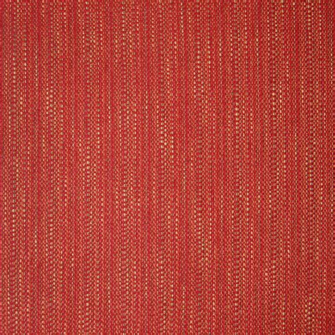 red drapery fabric salsa red stripe texture upholstery fabric