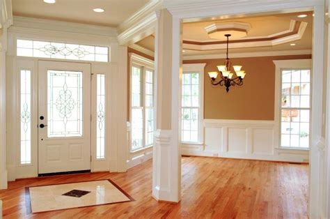 Dining Room Entry Casing Domolding Molding And Painting Experts Doors Windows