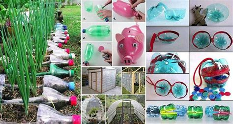 8 Ideas For Recyling Or Reusing Household Trash by 15 Immensely Creative Ideas To Reuse Plastic Bottles