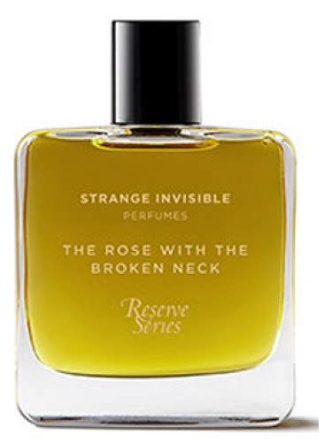 Parfum Broken the with the broken neck strange invisible perfumes