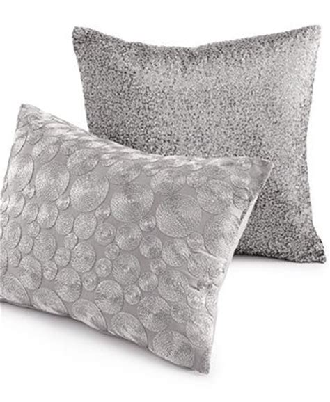 Macy S Pillow by Closeout Inc International Concepts Rizzoli Gunmetal