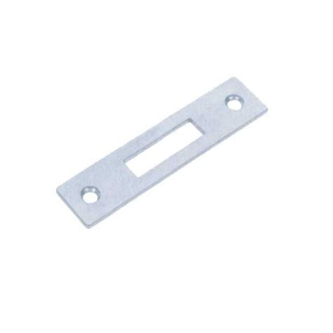 Door Lock Keeper Plate For Patch Fittings