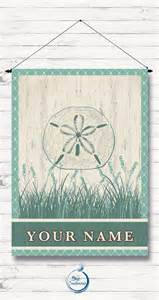 personalized sand dollars personalized flag sea oats sand dollar nautical rope