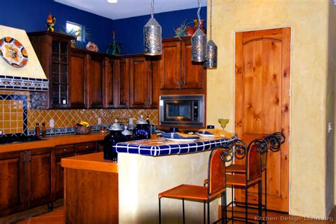 Mexican Home Decor Ideas Classic Mexican Kitchens Simple Home Decoration