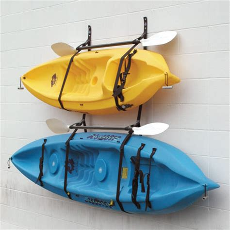Garage Storage Racks For Kayaks Garage Kayak Storage Smalltowndjs