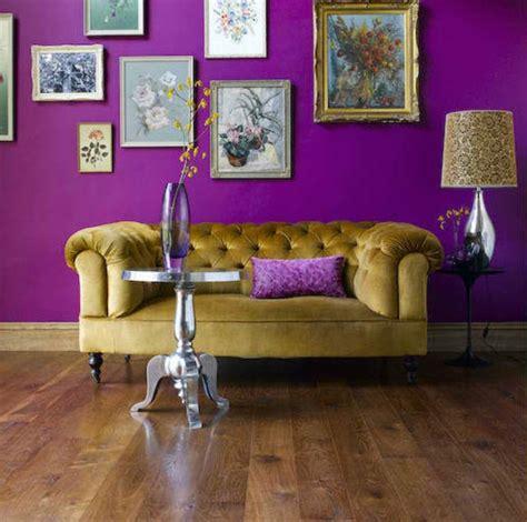 wohnzimmer designs  lila