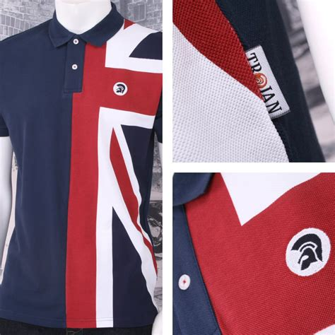 flags of the world jacket skins trojan records limited edition skin 2 button half union