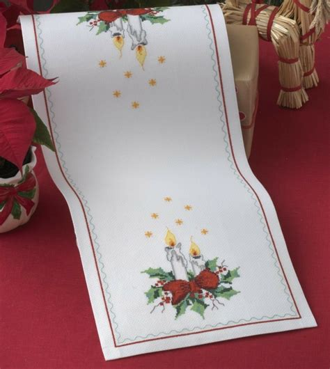 35 table runner for christmas more than green red and