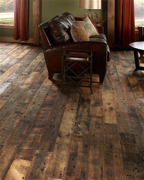 Refurbished Barn Wood Flooring by Domestic Hardwood Flooring