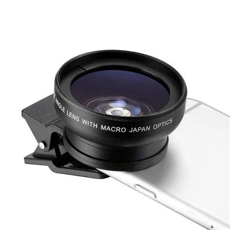 Lensa Wide 04x Gagang Warna lensa wide angle lens 0 45x macro 12 5x for