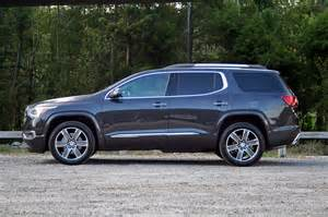 2017 gmc acadia denali driven picture 686383 truck