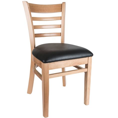 Ladder Back Seat Chairs - lancaster table seating finish wooden ladder