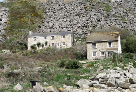 Cottages At Lamorna Cove 169 Nick Macneill Cc By Sa 2 0 Cottages At Cove
