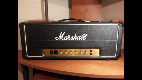 Marshall Mba Types by Test Recording 1 Mr Crowley 76 Marshall Jmp 2203