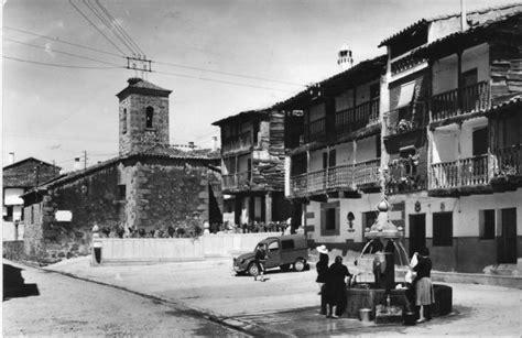 fotos aereas antiguas de pueblos de españa antigua plaza espa 241 a talaveruela c 225 ceres