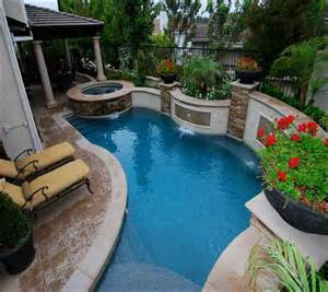 small pools on arizona home design ideas