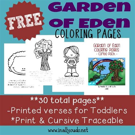 garden of eden printable activity sheets 19 best images about garden of eden on pinterest crafts