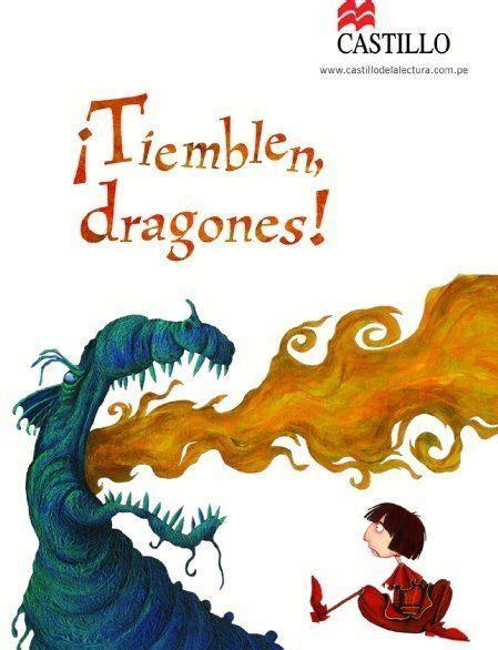 libro dragones del castillo ruinoso tiemblen dragones drag 211 ns sarabela
