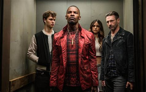 Baby Driver baby driver new images reveal foxx jon hamm collider