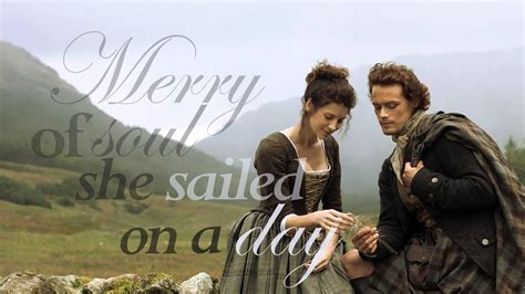 boat song lyrics outlander skye boat song outlander opening theme lyrics youtube