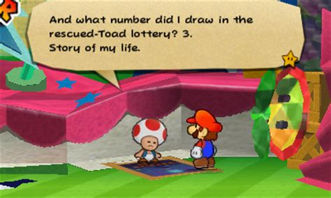 Paper Mario Sticker Guide