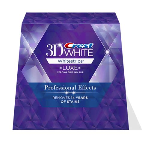 crest 3d white whitestrips with light teeth whitening kit crest 3d whitestrips professional effects crest