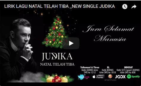 download mp3 natal lagu natal terbaru natal telah tiba judika 2017 chord
