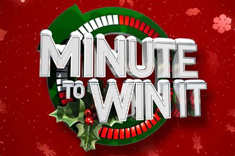 minute to win it how to play the from minute to win it