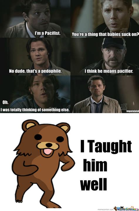 Funny Supernatural Memes - supernatural by derpettewashere meme center
