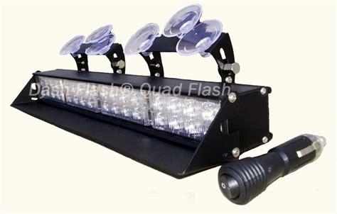 led plow strobe light dash flash 174 4 head dash led strobe light firefighter