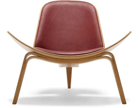 Chair Upholstery London Ch07 Lounge Chair Hivemodern Com