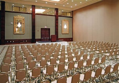 theatre style banquet seating destination wedding at hotel weddingbee
