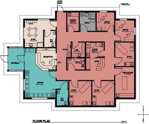Physical Therapy Clinic Floor Plans | physical therapy floor plan physical therapy center design pinterest physical therapy